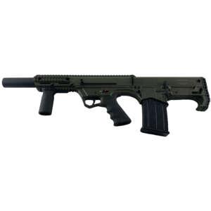 BA Tactical Semi-Auto magazine fed 12GA Shotgun Left