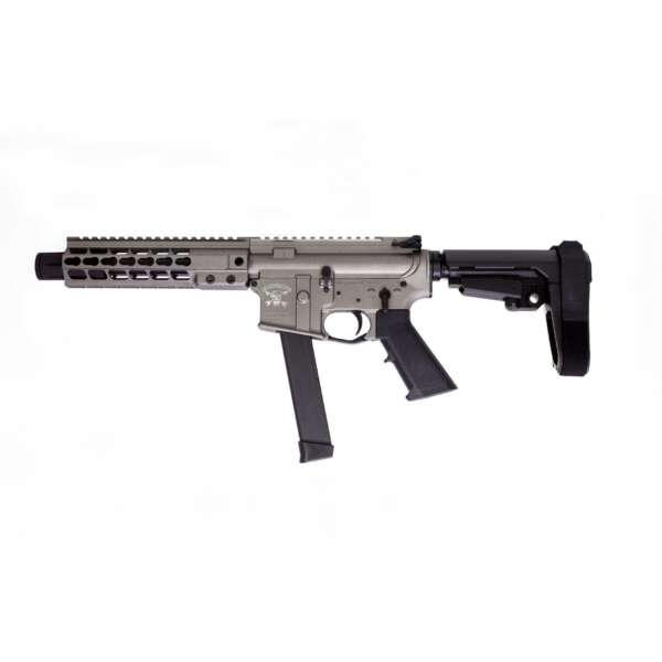 Brigade Manufacturing BMF9 9mm AR Pistol
